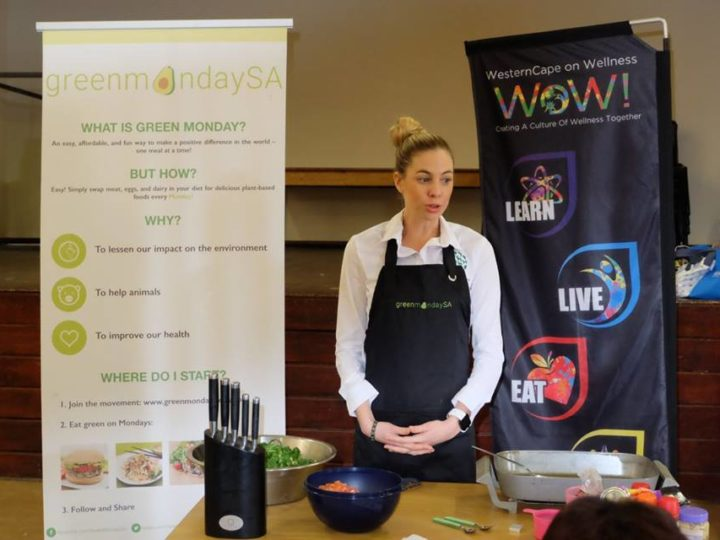 HSI Leads Plant-based Culinary Trainings